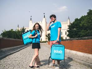 Wolt wita się z Lublinem