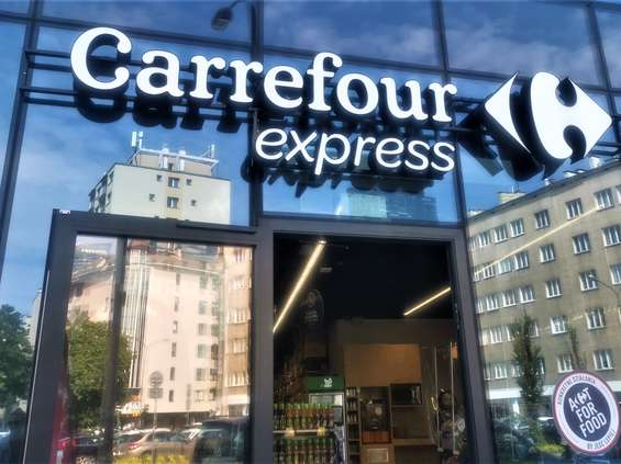 Carrefour idzie na rekord