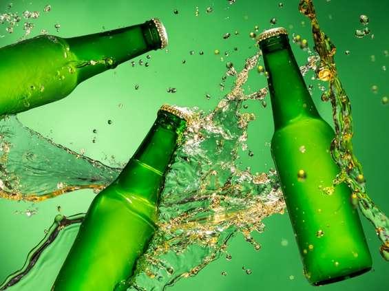 Piwo z procentami Carlsberga sprzedawane w Biedronce jako 0,0%