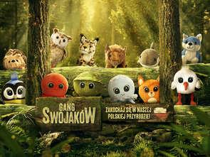 Biedronka startuje z Gangiem Swojaków