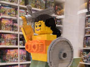 LEGO otworzyło swój drugi sklep w Warszawie
