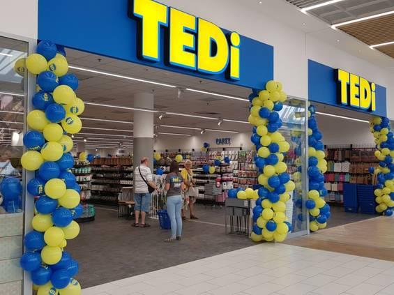 TEDi rośnie i planuje dalszą ekspansję