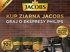 Jacobs wystartował z loterią