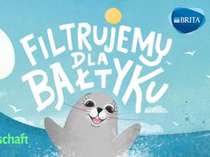Brita filtruje dla Bałtyku