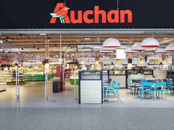 Auchan promuje produkty regionalne