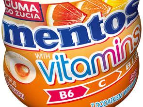Perfetti Van Melle. Mentos Vitamins