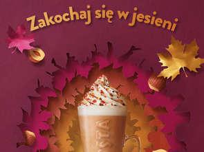 Jesień w Costa Coffee