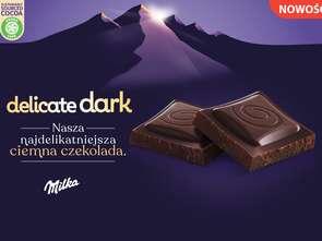 Mondelez Polska. Milka Delicate Dark