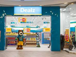Pepco otworzył 100. sklep Dealz