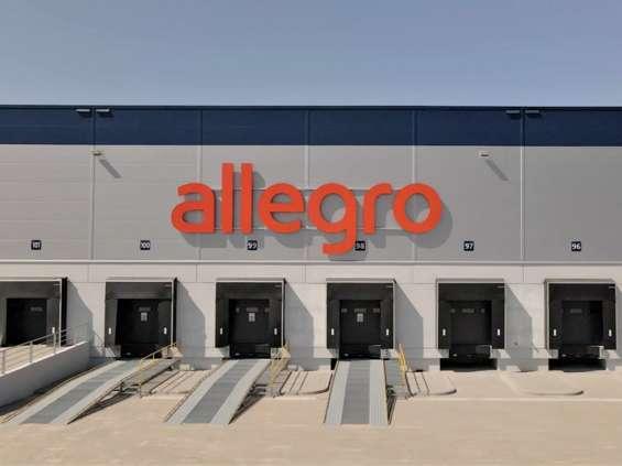 Allegro chce skrócić czas dostawy