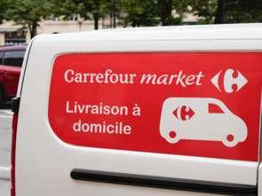 Carrefour dostarczy zakupy w 15 minut!