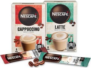Nestlé Polska. Nescafé Cappuccino oraz Latte