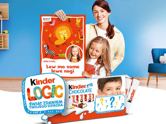 Promocja Kinder Logic