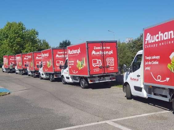 Ruszyły e-zakupy w Auchan na Górnym Śląsku