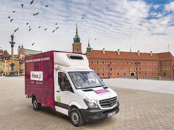 Frisco.pl zdobywa kolejne regiony kraju