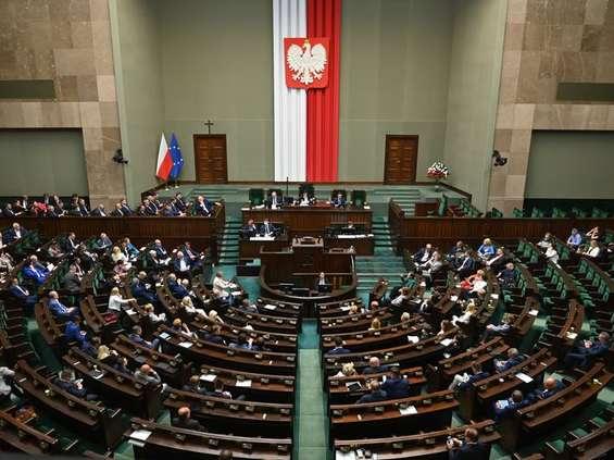 Zakaz handlu w Sejmie: to głosowanie będzie sprawdzianem dla posłów
