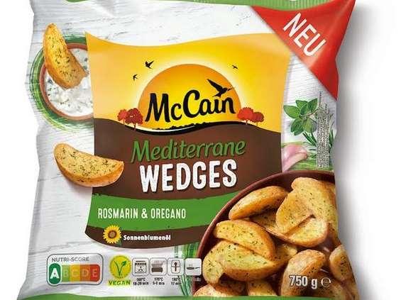 McCain Poland. McCain Mediterrane Wedges