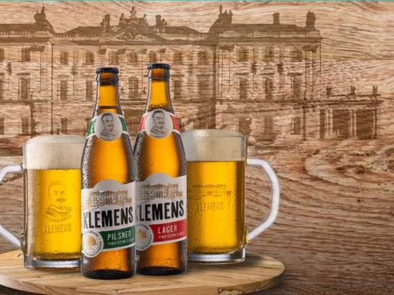 Piwo Klemens - nowa marka własna Grupy Chorten