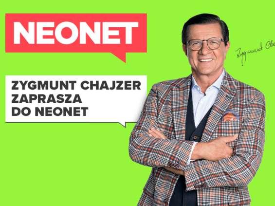 Zygmunt Chajzer ambasadorem Neonet