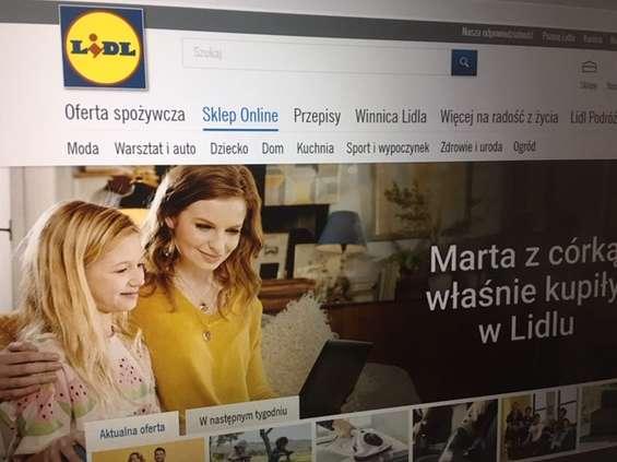 Strona Lidl-sklep.pl przestaje istnieć