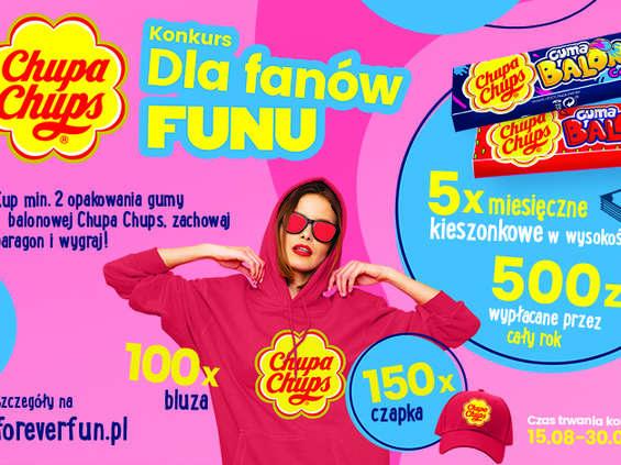 Chupa Chups rusza z konkursem