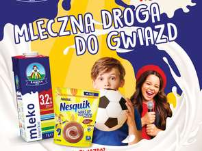 OSM Łowicz i Nestlé Nesquik organizują konkurs
