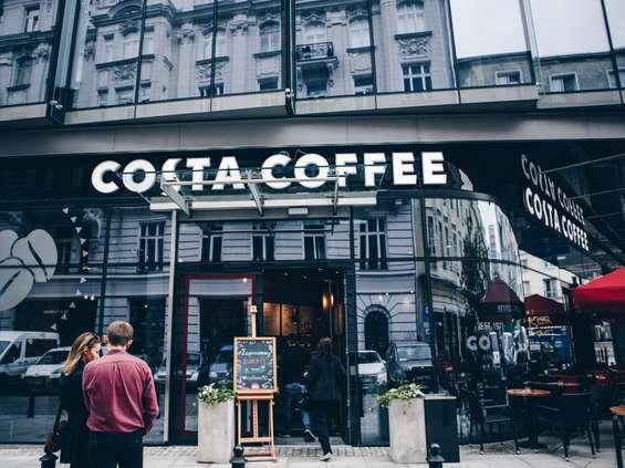 Costa Coffee przejęta od Coca-Coli