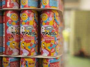 Krynica Vitamin ruszyła z produkcją napojów Ekipa