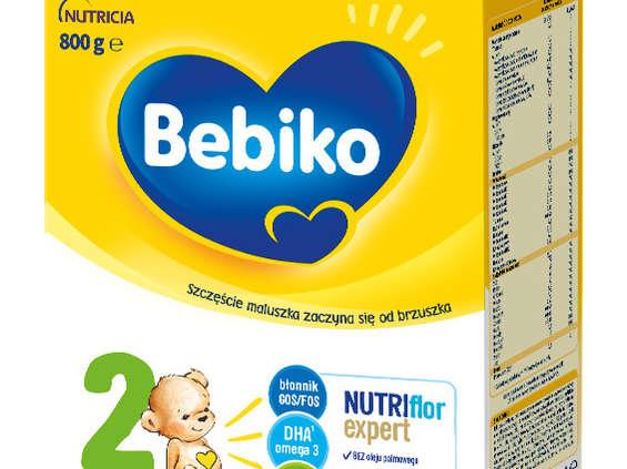 Nutricia. Bebiko 2 NUTRIflor Expert
