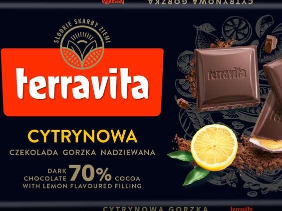 Terravita. Czekolady mleczne i gorzkie Terravita