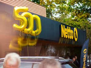 Netto ma już 500 sklepów w Polsce!
