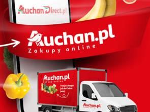 Auchan Direct działa tylko do 25 września