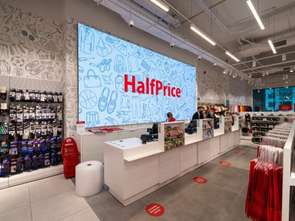 HalfPrice wkracza na Podlasie