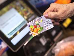 Biedronka: karty na zakupy dla wybranych