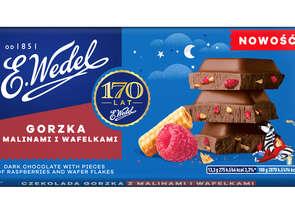 Lotte Wedel. Gorzkie czekolady E.Wedel