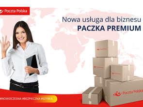 Poczta Polska otwiera się na świat - Paczka Premium dla biznesu