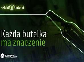 Kompania Piwowarska zachęca do oddawania butelek zwrotnych