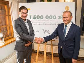 Biedronka za 1,5 mln zł ratuje zwierzęta