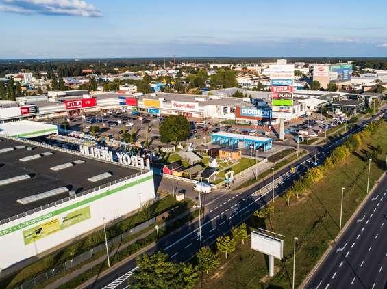 Aldi w szczecińskim parku handlowym