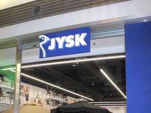 Centrum Dystrybucji Jysk w Radomsku z nowym magazynem zewnętrznym
