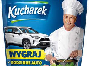 Nowa edycja loterii Kucharek - wygraj rodzinne auto!