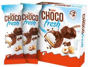 Ferrero Polska Commercial. Kinder Choco Fresh
