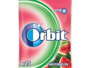 Mars Polska. Gumy do żucia Orbit