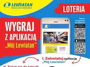 """Wygraj z aplikacją """"Mój Lewiatan""""!"""