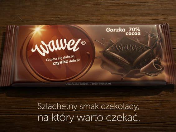 """""""Szlachetny smak czekolady, na który warto czekać"""""""