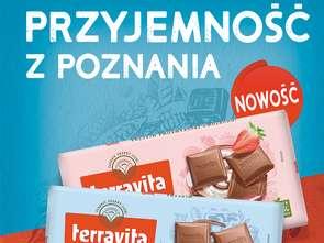 Terravita promuje nowe czekolady Classic