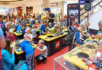 Lego Festival W Blue City Centra Handlowe Handel Portal