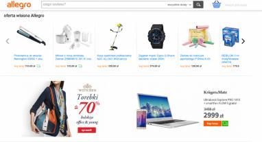 Spada Sprzedaz E Sklepow Przez Allegro E Commerce Portal Informacyjny Handelextra Pl