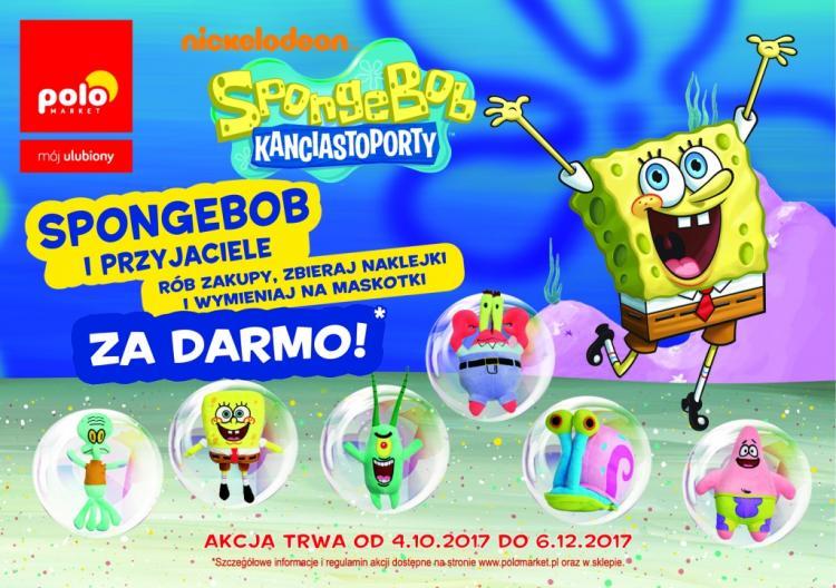 Spongebob w polomarkecie hiper i supermarkety handel for Bob s fish market