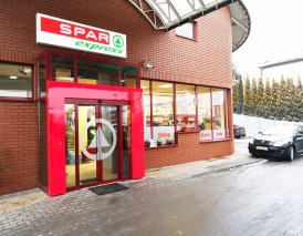 cc360d574f Stacja benzynowa i najnowszy sklep Spar Express w Rzeszowie usytuowane są  przy bardzo ruchliwej alei Witosa